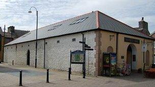 Aberystwyth Market Hall