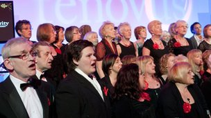 Tenovus choir