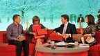 Bill Turnbull. Sian Williams, Charlie Stayt and Susanna Reid