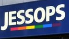 Jessops sign