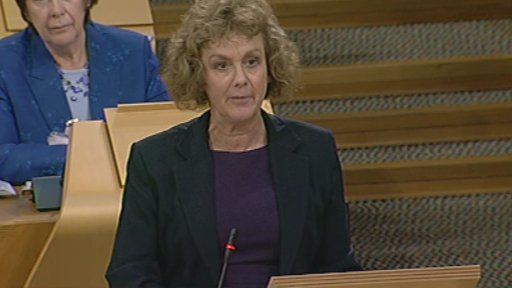 Elaine Murray MSP