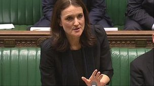 NI Secretary of State Theresa Villiers