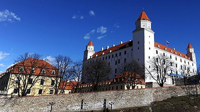 Bratislava Castle