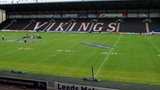 Stobart Stadium, home of Widnes Vikings