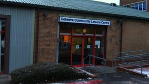 Colmers Community Leisure Centre