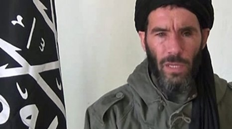 Former soldier Mokhtar Belmokhtar is one of AQIM&#039;s main leaders
