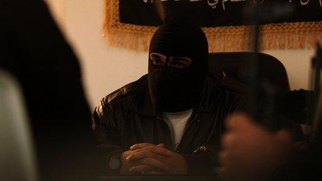 Jabhat an Nusra 1