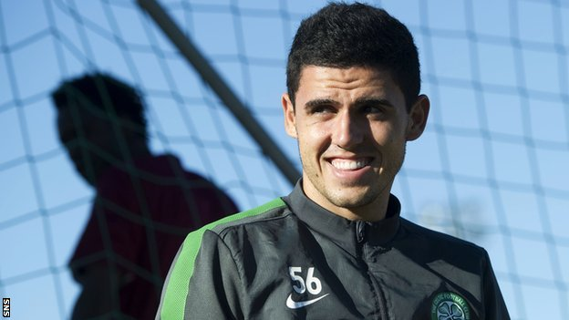 Celtic midfielder Tom Rogic