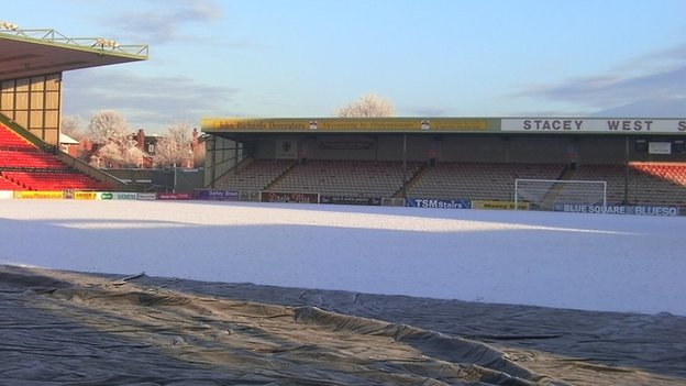 Sincil Stadium 