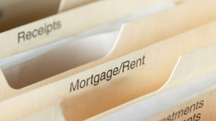 Mortgage file
