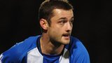 Wigan Athletic midfielder Shaun Maloney