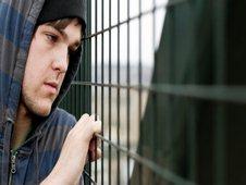 An unhappy young man