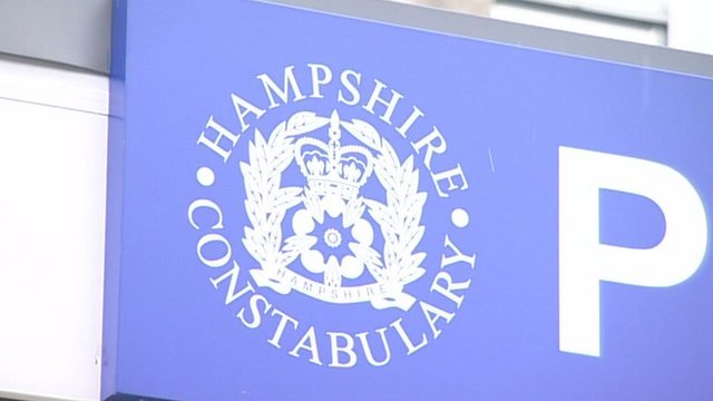Hampshire Constabulary logo