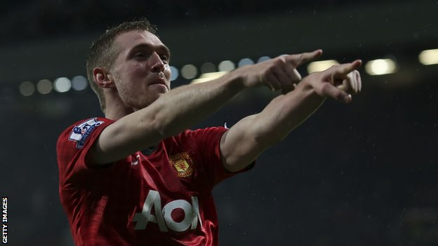 BBC Sport - Darren Fletcher: Manchester United player has bowel.