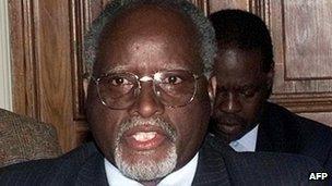 John Nkomo (April 2000)