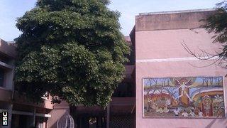 Jawahar Vidya Mandir School in Ranchi