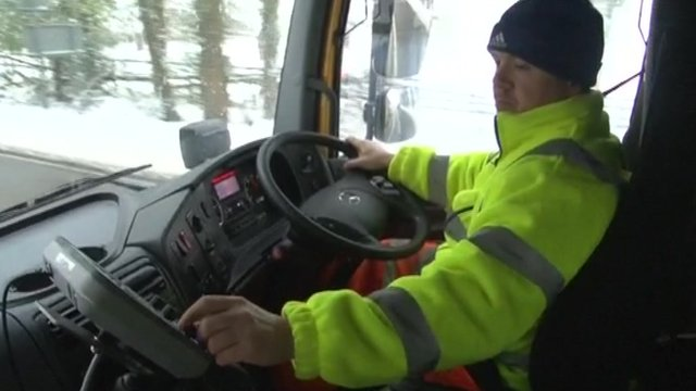 Gritting in Norfolk