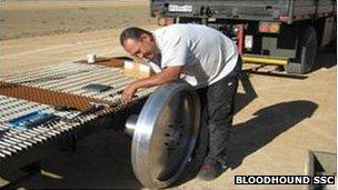 Wheel tests