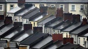 Houses, newport