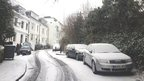 Snow in Tunbridge Wells