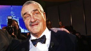 Karel Schwarzenberg