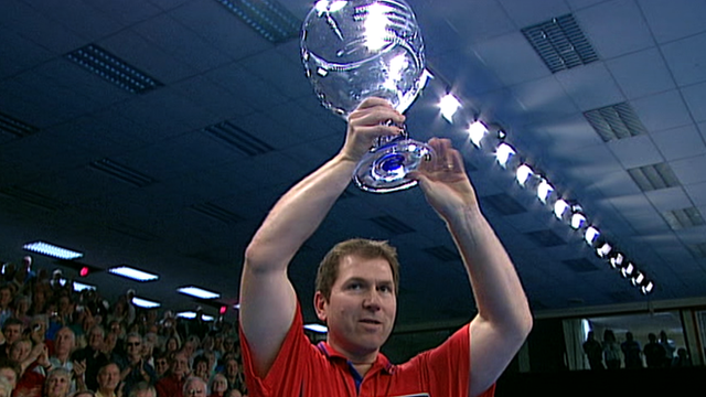 2006 World Indoor Singles Champion Mervyn King