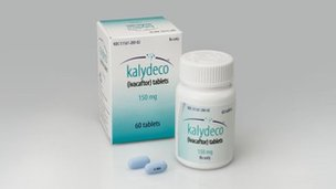 Kalydeco tablets