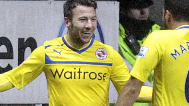 Reading&#039;s Adam Le Fondre 