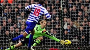 Loic Remy scores for QPR