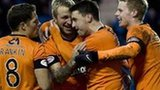 Dundee United were 3-2 winners at Kilmarnock
