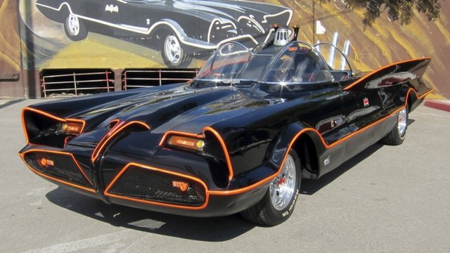 The original Batmobile