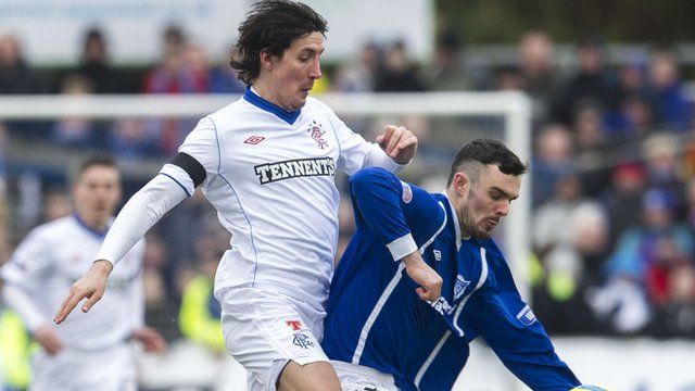 Highlights - Peterhead 0-1 Rangers