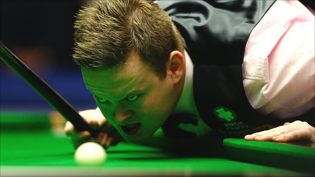 Shaun Murphy