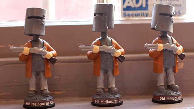 Ned Kelly souvenirs