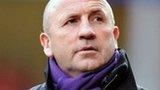 Rochdale manager John Coleman