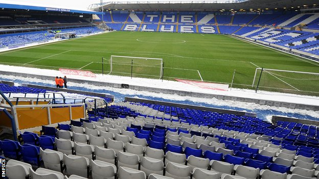 Birmingham City - St Andrews