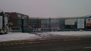 The Grange School, Shrewsbury, closed