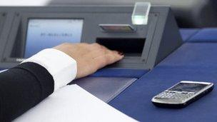 MEP voting in Strasbourg