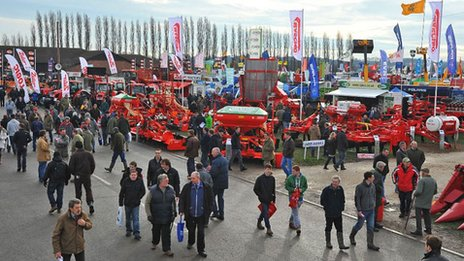LAMMA show in Newark