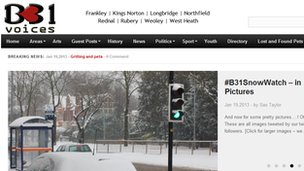 Snow updates on B31 Voices