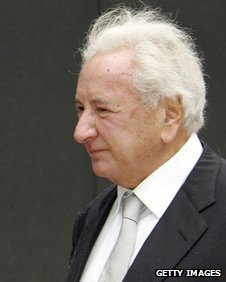 Michael Winner in 2005