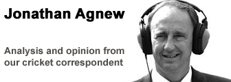 Jonathan Agnew promo