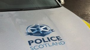Police Scotland logo