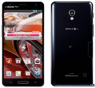 LG Optimus G Pro
