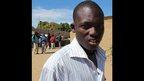 Aboubacrine Camara, a resident of Diabaly, Mali