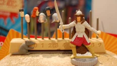 Horrible Histories figure