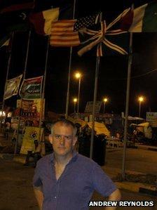 Prof Andrew Reynolds Libya