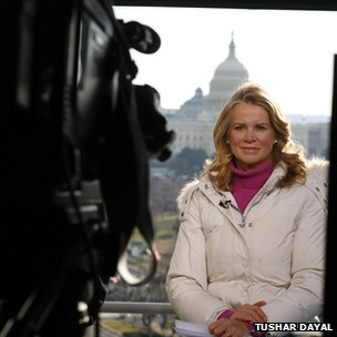 BBC Washington correspondent Katty Kay