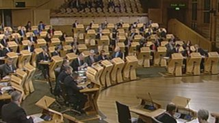 MSPs back general priniciples of the budget bill