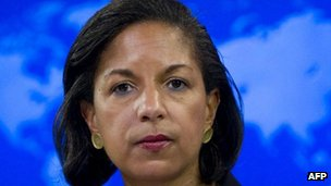 Susan Rice, file pic